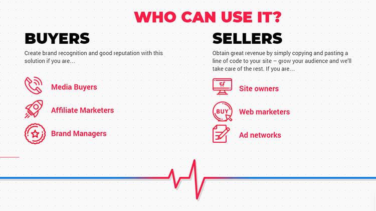 Adscompass users/buyers