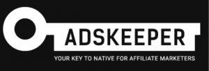 Adskeeper ad network logo