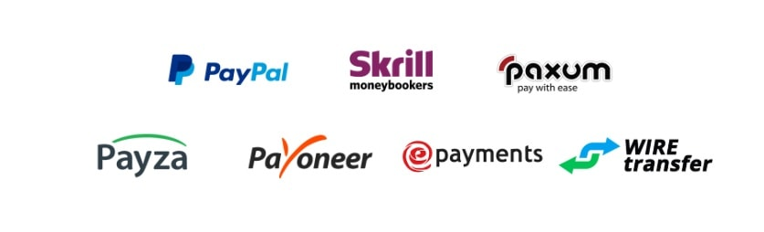 INXYads payment options