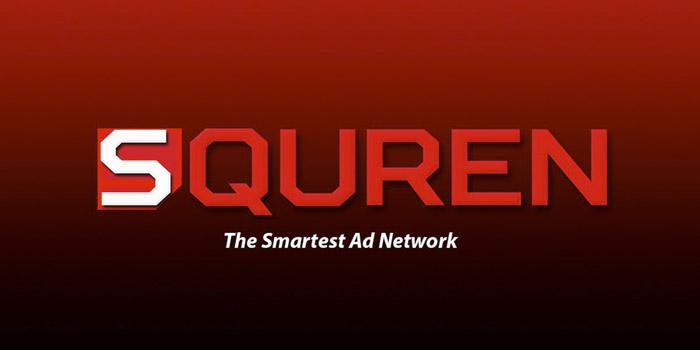 Squren ad network