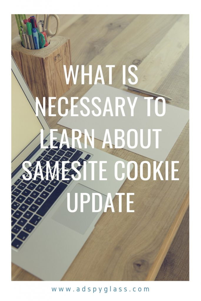 SameSite Cookie Update