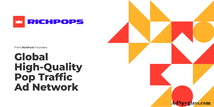 RichPops ad network cover