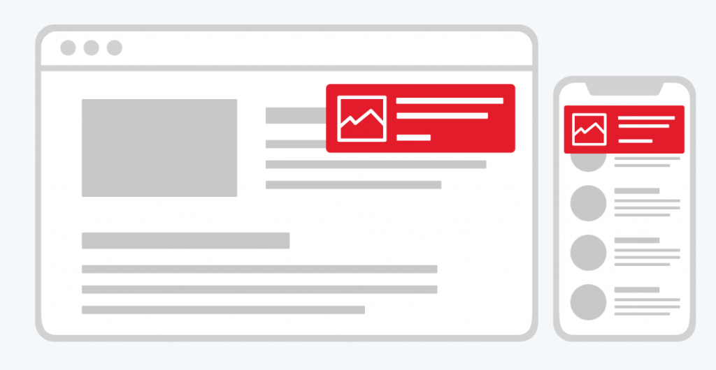 How In-Page Push ads work