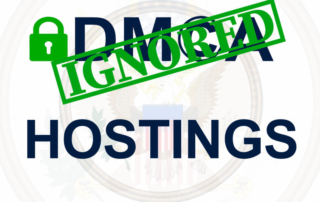 There are also DMCA ignored hosting providers on the market. Such companies theoretically ignore DMCA notices and host illegal content. Let's cover the best ones: