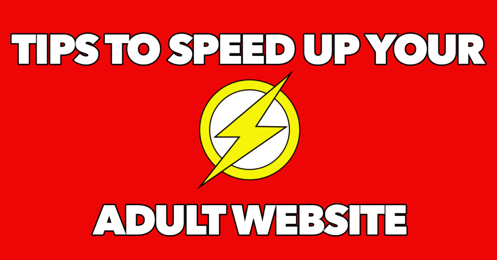 According to a well-known rule of thumb, a website load speed shouldn't exceed 3 seconds. Increasing performance of adult tube website is especially crucial as slow load speed can ruin your reputation and lead to money loss. Just imagine the frustration of a visitor of an adult website who was seeking relaxation and received a poor user experience instead.