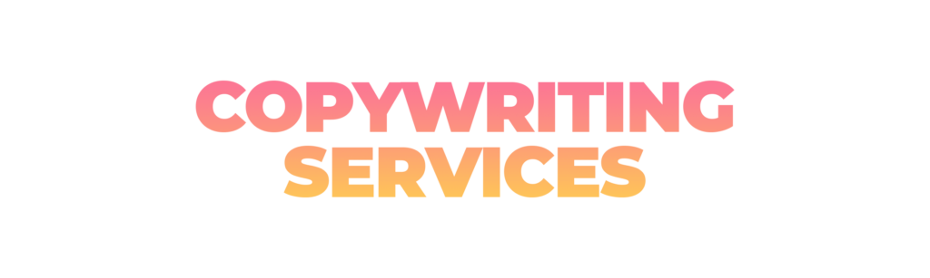 Services for Finding Copywriters