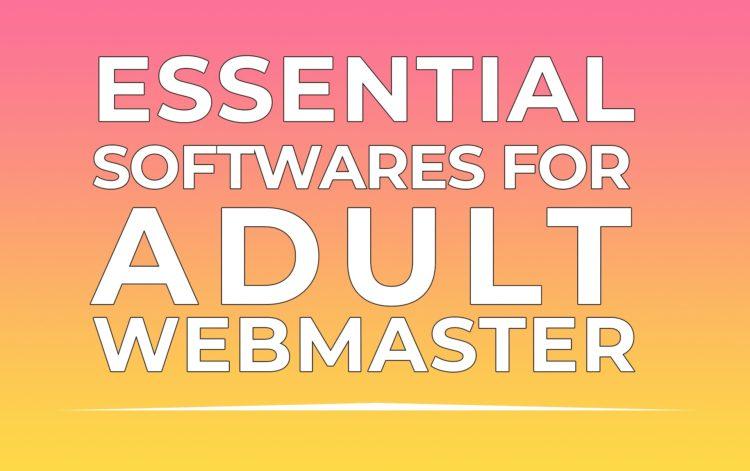 Adult web master