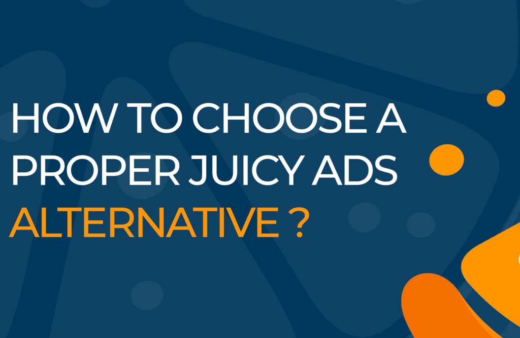 Top Things to Remember While Looking for the Alternative Ad Network