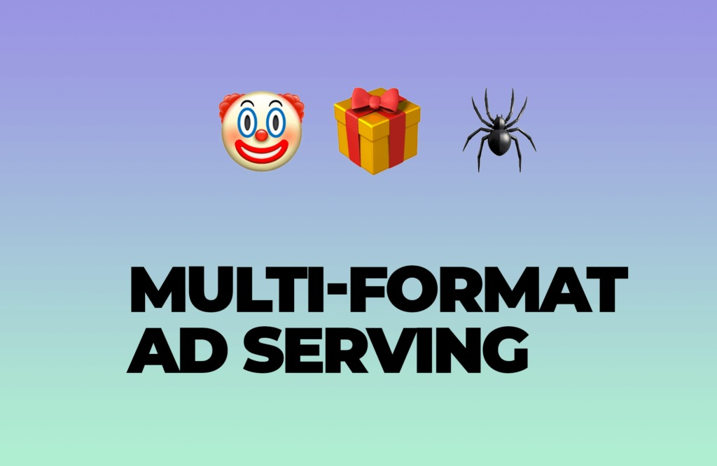 From time to time, I was receiving tickets from users about some intrusive Ad Formats. Also, some users reported that they see a lot of sneaky ads about malware on their devices. These are what are often called Tech Support ads and multi-format ads